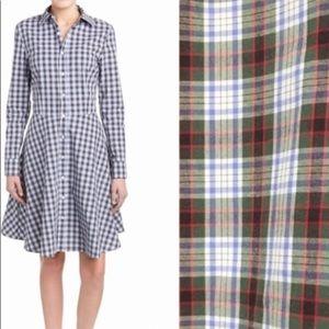 Serena and Lily Plaid Shirt Dress